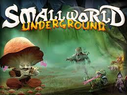 Underground, extension de Small World