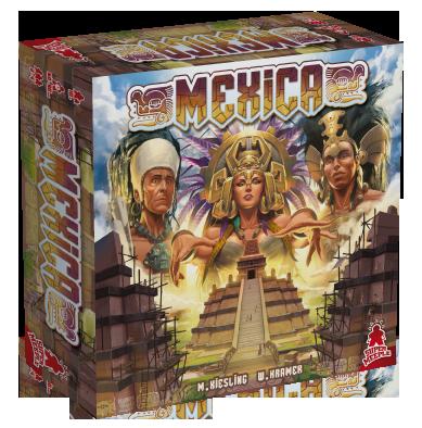 Mexica - Nouvelle édition - Super Meeple