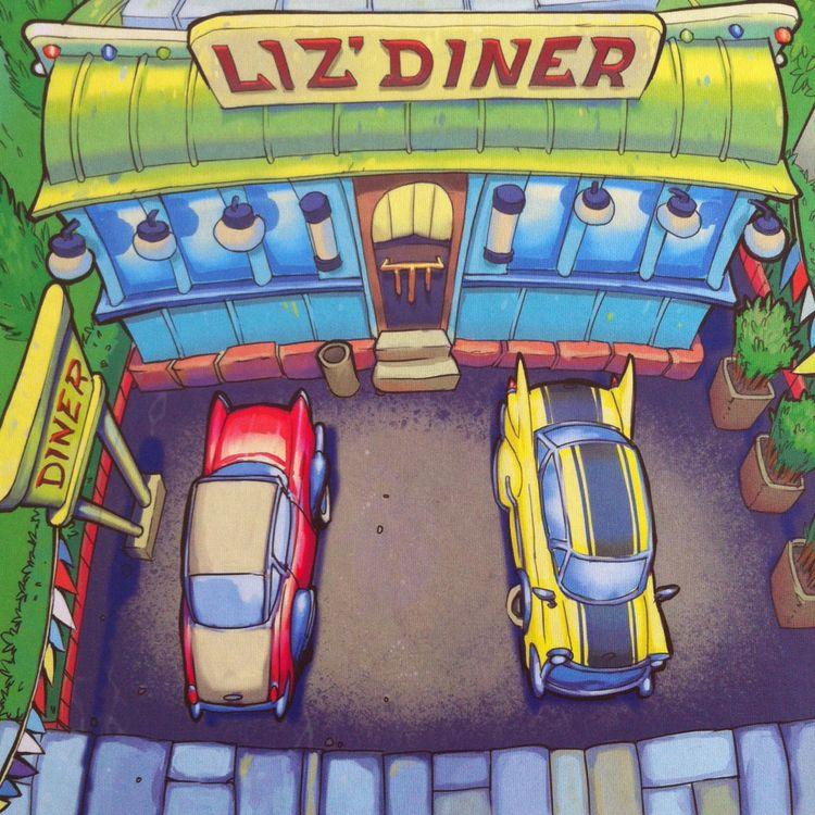 Zombie Mania - Restaurant