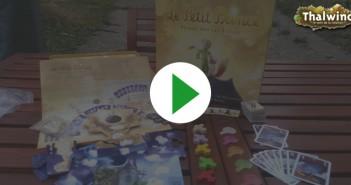A l'intérieur de la boîte du Petit Prince