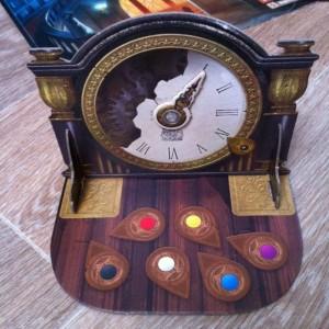 Mysterium - Horloge