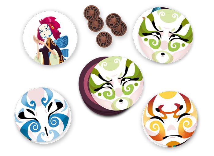 Kabuki - Masques