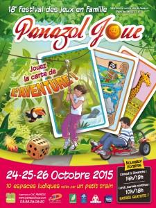 Festival des jeux à Panazol