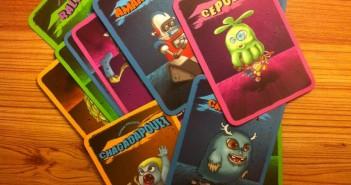 Les cartes des Monstres