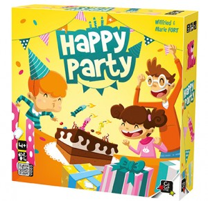 Happy Party de Gigamic