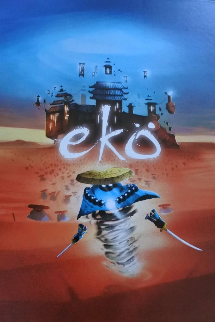 Eko - Boite de jeu