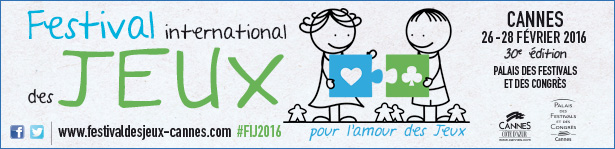 Festival International des Jeux 2016 - pour l'Amour des Jeux