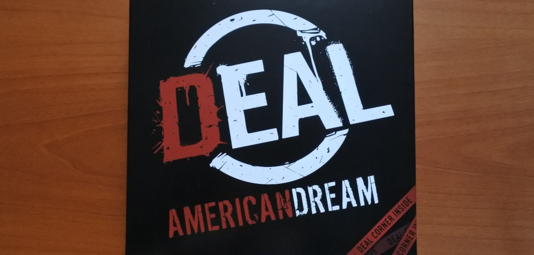 La boîte de Deal American Dream