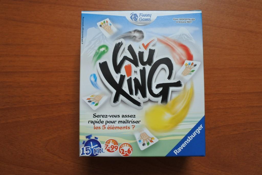 Boîte de Wu Xing