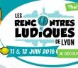 Les Rencontres Ludiques de Lyon