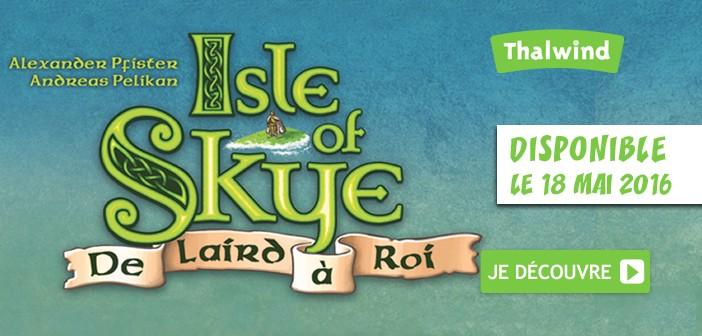 Isle of Skye de Funforge disponible