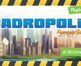 Quadropolis de Days of Wonder