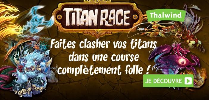 Titan Race – FunForge