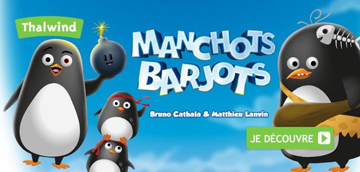 Manchots Barjots : la petite boîte métal de chez BOMBYX