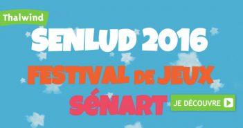 Senlud 2016 - Festival de jeux Sénart