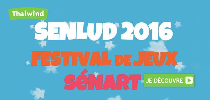 Senlud le festival de jeux de Sénart