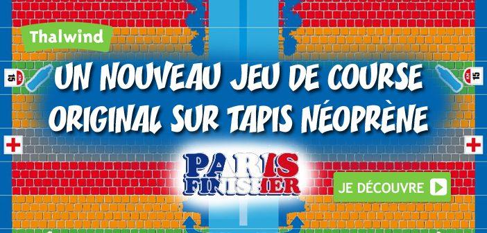 Paris Finisher – Courez le marathon en chaussons à la maison