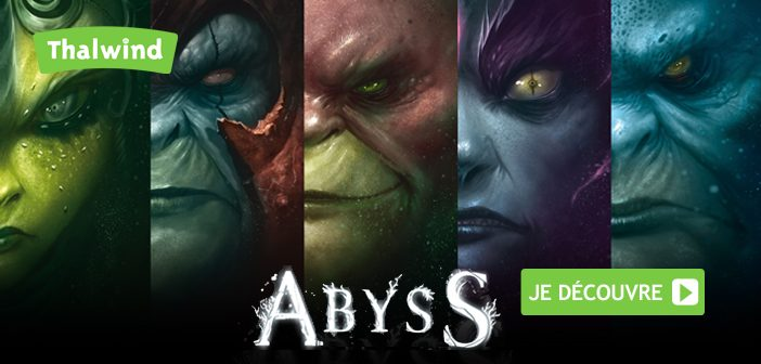 Le royaume d'Abyss et Kraken