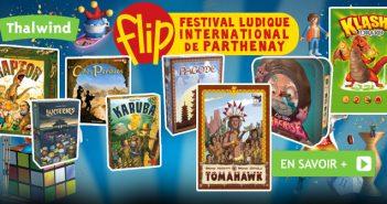 Les jeux découverts au FLIP 2016