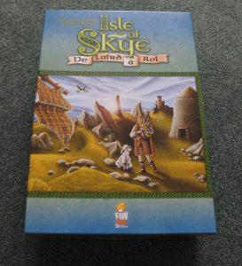 Boîte du jeu Isle of Skye