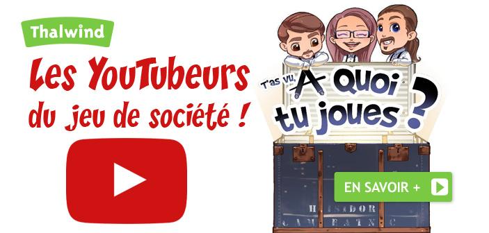 Les Youtubeurs du jeu de société