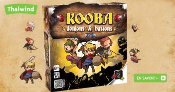 Kooba – Un jeu fun de gigamic
