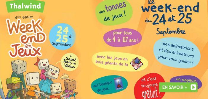 Week-end en Jeux proche de Montpellier