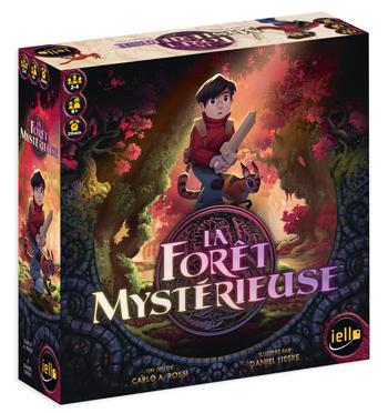 Boite du jeu La Forêt Mystérieuse