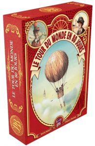 Boîte du jeu Le Tour du Monde en 80 jours