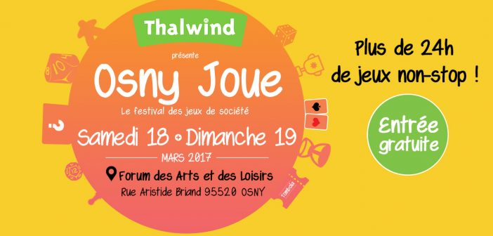 Festival Osny Joue