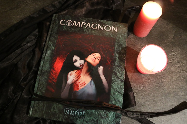 Vampire Supplement Compagnon