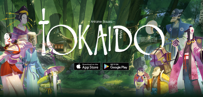 Tokaido sur Iphone et Android