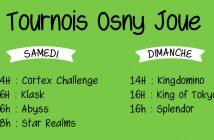 Tournois Osny Joue 2017