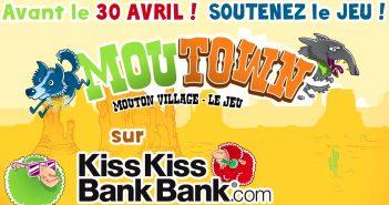 Moutown un jeu coopératif du FLIP et Mouton Village