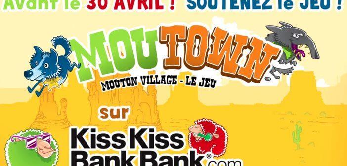 Moutown un jeu de FLIP et Mouton Village