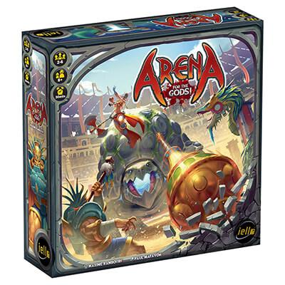 Boîte du jeu Arena : For the Gods !