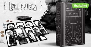 Kickstarter – Light Hunters, déjà financé à +120% en 5 jours !