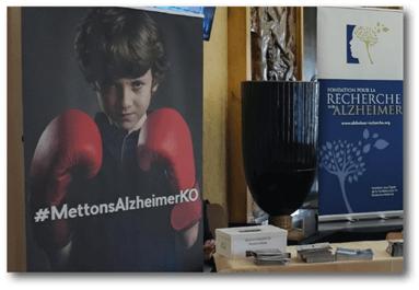 Mettons KO Alzheimer