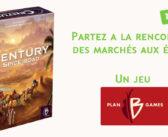 Century – La route des épices