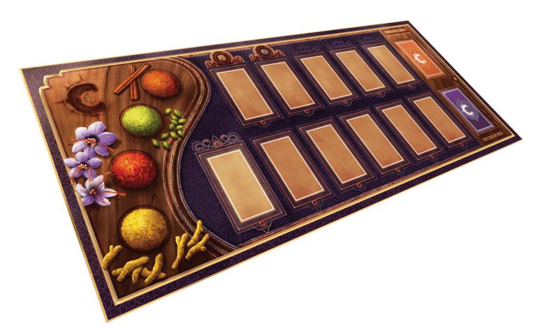 Century - Playmat