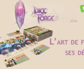 Dice Forge de Libellud – L'art de forger ses dés