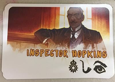 Sherlock 13 - Exemple Suspect
