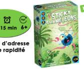 Sticky Chameleons de Iello