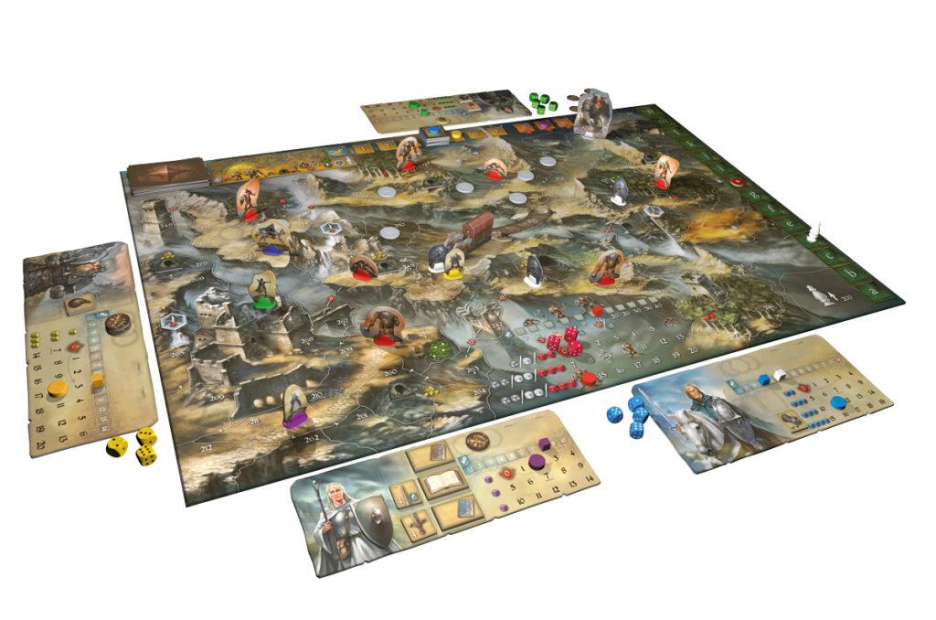 Andor - Plateau du jeu Le Dernier Espoir