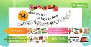 Les colonies de vacances avec l'association Veni Vidi Ludi