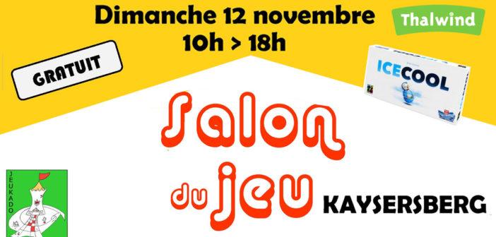 Salon du Jeu à Kaysersberg