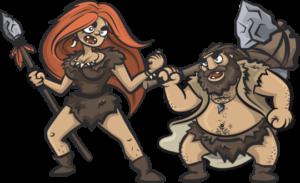 Les personnages de Krom