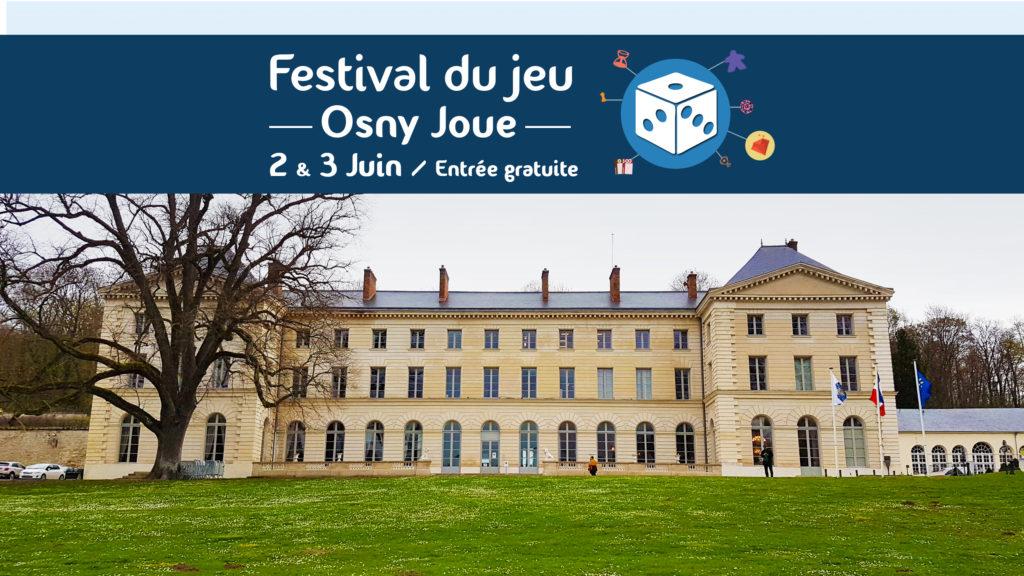 Osny Joue - Château de Grouchy