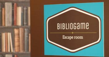 Bibliogame, premier escape game à Osny