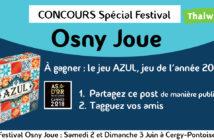 Concours spécial festival Osny Joue